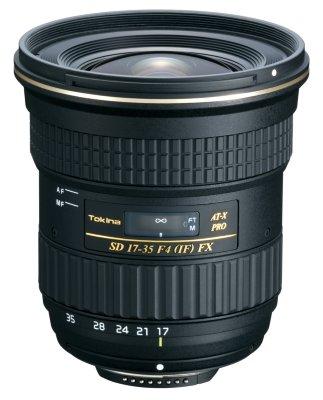 Tokina AT-X 17-35 F4 PRO FX for Nikon