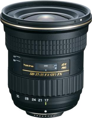 Tokina AT-X 17-35 F4 PRO FX for Canon