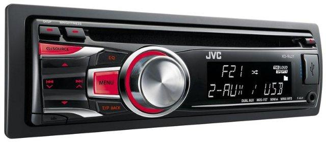 JVC KD-R421
