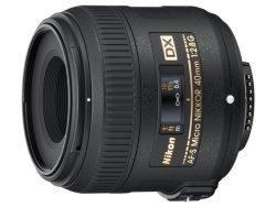 Nikon Nikon AF-S DX Micro Nikkor 40mm f/2.8G