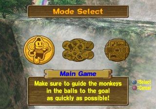 Super Monkey Ball Deluxe til PlayStation 2