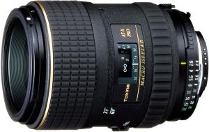 Tokina AT-X Pro 100mm f/2.8 Macro for Nikon
