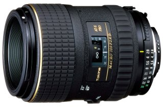Tokina AT-X Pro 100mm f/2.8 Macro for Nikon