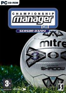 Championship Manager 03/04 til PC