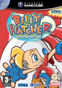 Billy Hatcher and the Giant Egg til GameCube