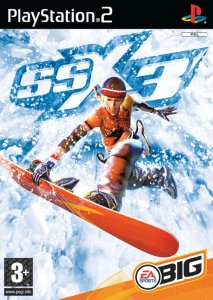SSX 3 til PlayStation 2