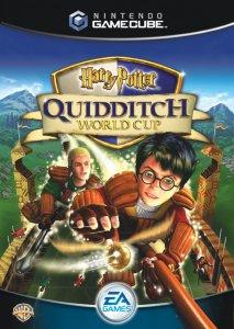 Harry Potter: Quidditch World Cup til GameCube