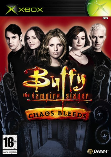 Buffy The Vampire Slayer: Chaos Bleeds til Xbox