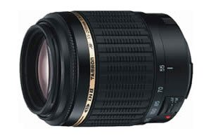 Tamron AF 55-200mm F/4-5.6 Di-II LD Macro for Canon