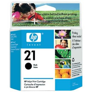 HP no.21 Svart