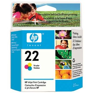 HP no.22 Farge