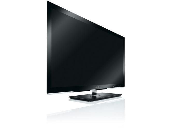 best pris p toshiba regza 40wl768 se priser f r kj p i prisguiden. Black Bedroom Furniture Sets. Home Design Ideas