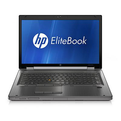 HP EliteBook 8760w i5-2540M 4GB