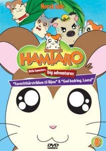 Hamtaro 8