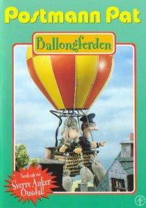 Postmann Pat - Ballongferden