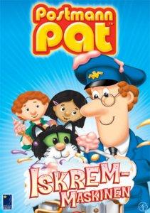 Postmann Pat - Iskremmaskinen