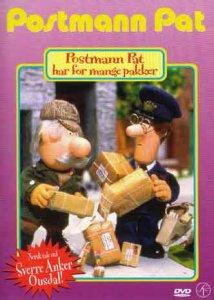 Postmann Pat - Postmann Pat har for mange pakker