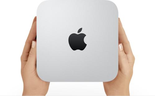 Apple Mac Mini i5 1.4GHz 8GB 1TB Fusion (MGEM2DH/A - Dansk)