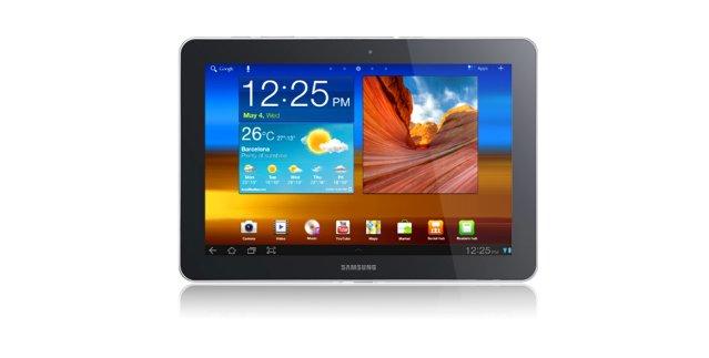 Samsung Galaxy Tab 10.1 32GB Wi-Fi og 3G