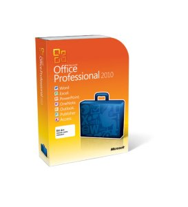 Microsoft Office 2010 Home and Business Norsk Fullversjon