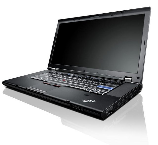 Lenovo ThinkPad W520 i7-2820QM