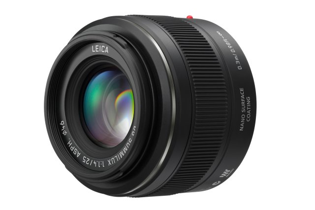 Panasonic Leica Summilux DG 25 mm f/1.4