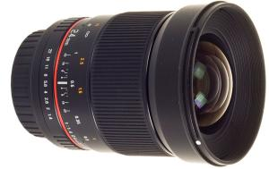 Samyang 24 mm F1.4 ED AS UMC for Sony Alpha