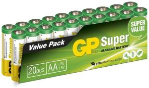 GP Super Alkaline LR6/ AA 12 pack