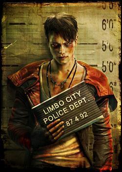 DmC Devil May Cry til Xbox 360