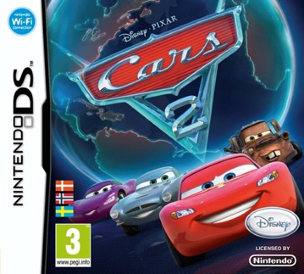 Cars 2: The Videogame til DS