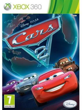 Cars 2: The Videogame til Xbox 360