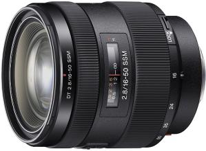Sony DT 16-50 mm F2.8 SSM