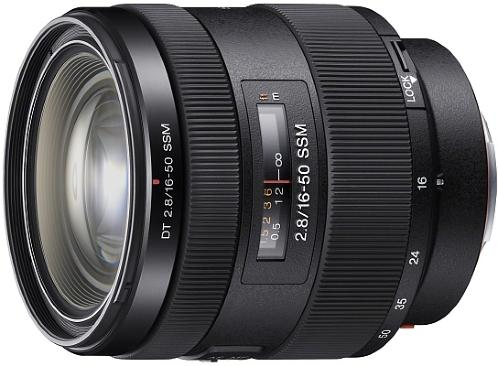 Sony DT 16-50 mm F2.8 SSM