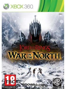 Lord of the Rings: War in the North til Xbox 360