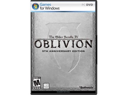 The Elder Scrolls IV: Oblivion 5th Anniversarys til PC