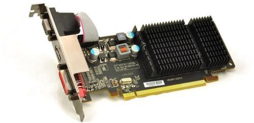 XFX Radeon HD 5450 1GB LP Heatsink