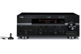 Yamaha RX-V757 Sort