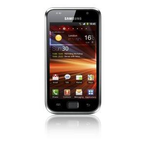 Samsung Galaxy S Plus med abonnement