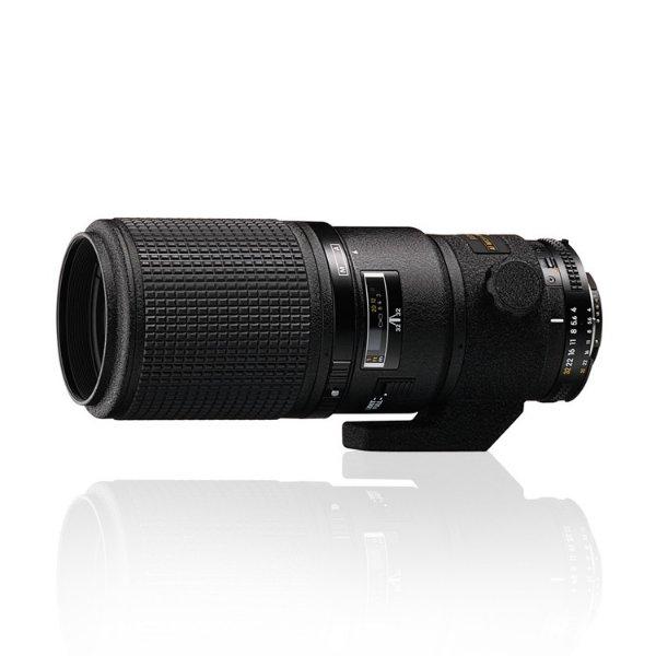 Nikon Nikkor AF Micro 200mm f/4D IF-ED