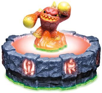Activision Skylanders: Eruptor Figur