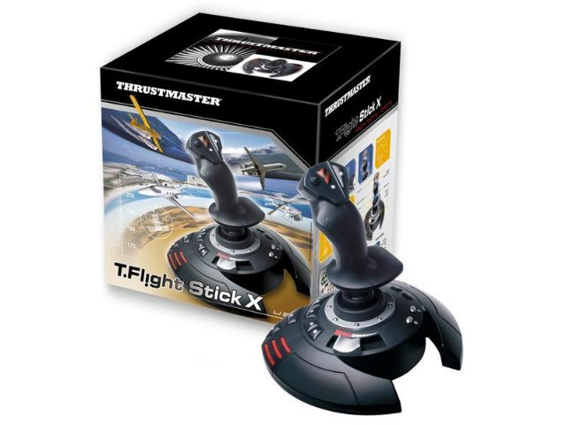 Thrustmaster Flight Stick X