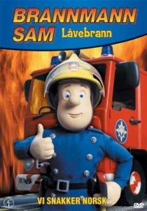 Brannmann Sam - Låvebrann