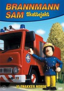Brannmann Sam - Skattejakt