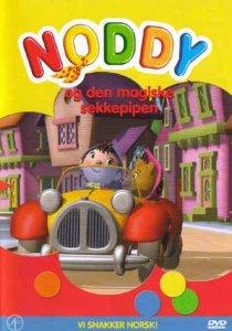 Noddy og den magiske sekkepipen