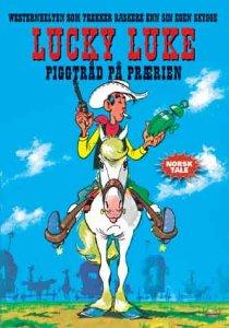 Lucky Luke 2 - Piggtråd på præriern