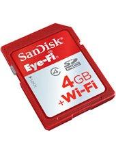 SanDisk Eye-Fi Wireless SD Card 4GB