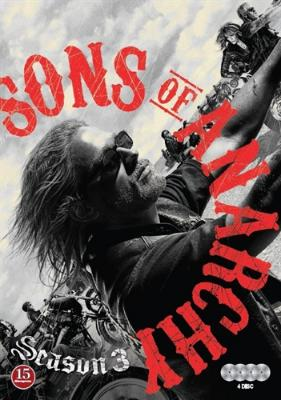 Sons of Anarchy - Sesong 3