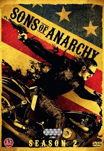 Sons of Anarchy - Sesong 2