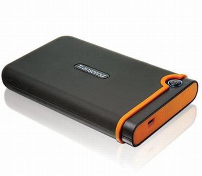 Transcend StoreJet 500GB