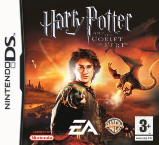 Harry Potter og Ildbegeret til DS